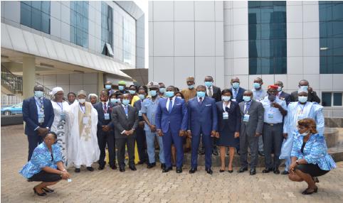 Première session annuelle du Comité National de Sûreté de l'Aviation Civile